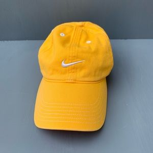 Vintage Nike Yellow Hat